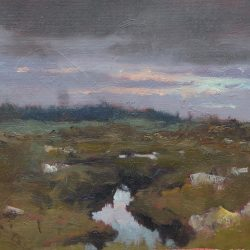 Capturing the Moment: Painting en Plein Air 3 – Dave West