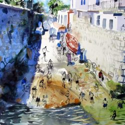 A Fresh Approach to Watercolours 1 – John Short